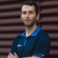 Adrián Vázquez Ortigosa. Fisioterapeuta.